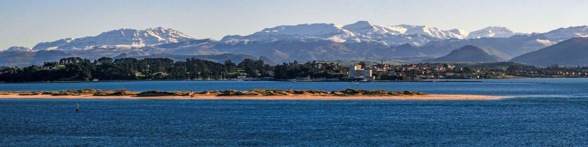 Playa del Puntal Santander